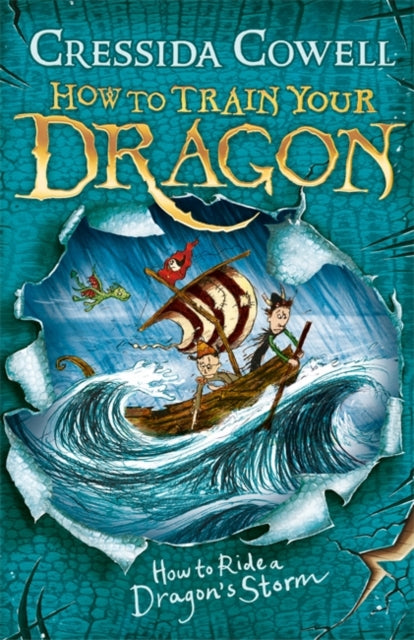 How to Train Your Dragon 7: How to Ride a Dragon's Storm