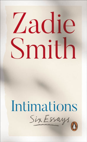Intimations: Six Essays