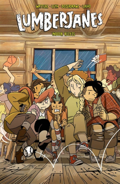 Lumberjanes Vol. 13: Indoor Recess