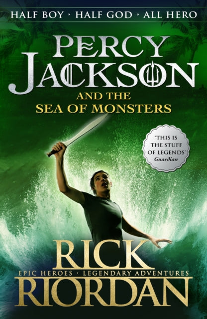 Percy Jackson and the Sea of Monsters: Book 2