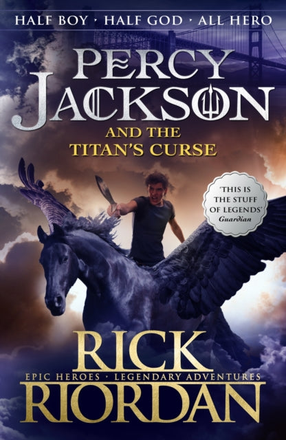 Percy Jackson and the Titan's Curse: Book 3