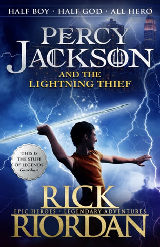 Percy Jackson and the Lightning Thief: Book 1