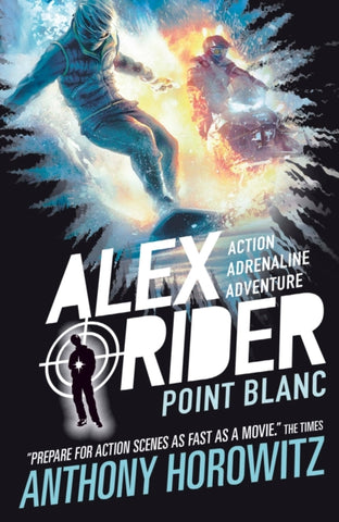 Point Blanc (Book 2)