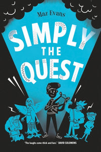 Simply the Quest: Book 2