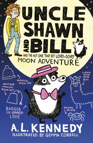 Uncle Shawn and Bill and the Not One Tiny Bit Lovey-Dovey Moon Adventure