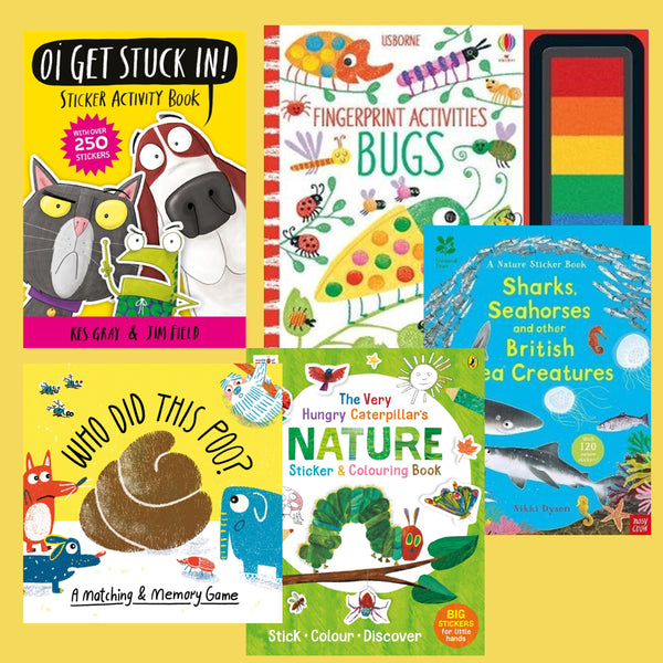 Children's Activity Bundle