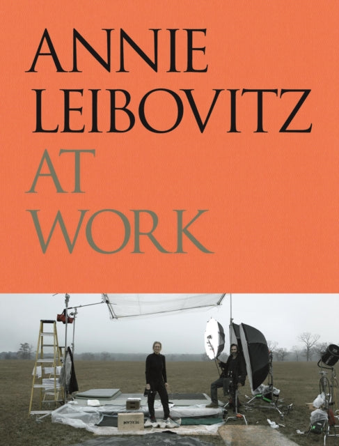 Annie Liebovitz at Work