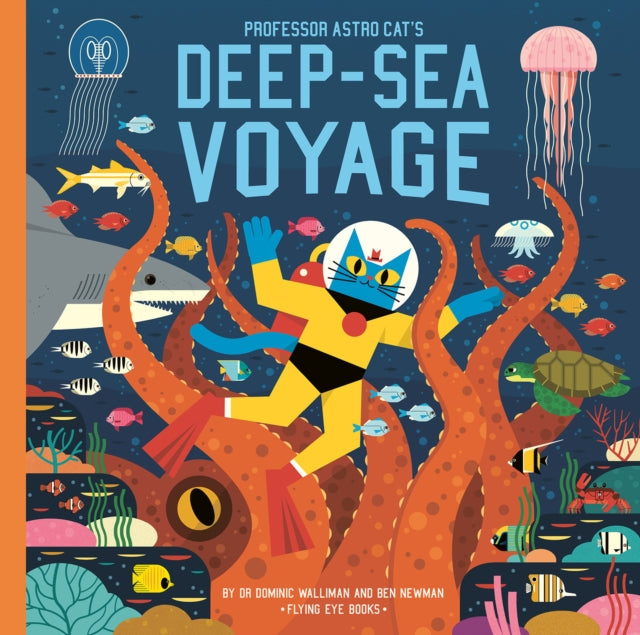Professor Astro Cat's Deep-Sea Voyage