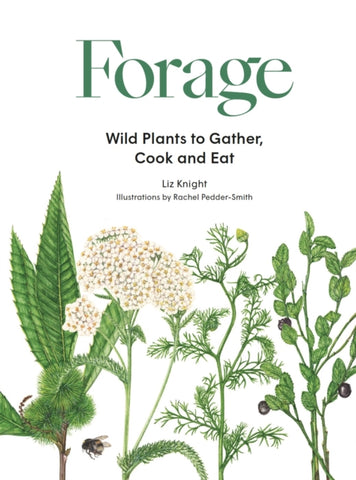 Forage : Wild plants to gather and eat