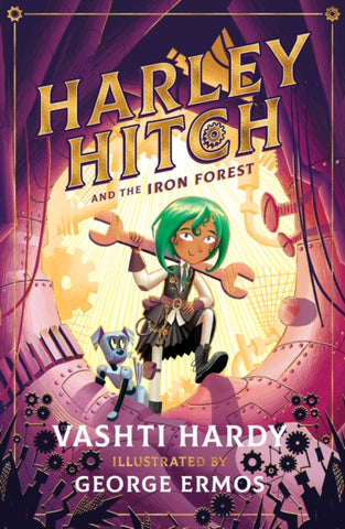 Harley Hitch and the Iron Forest : 1