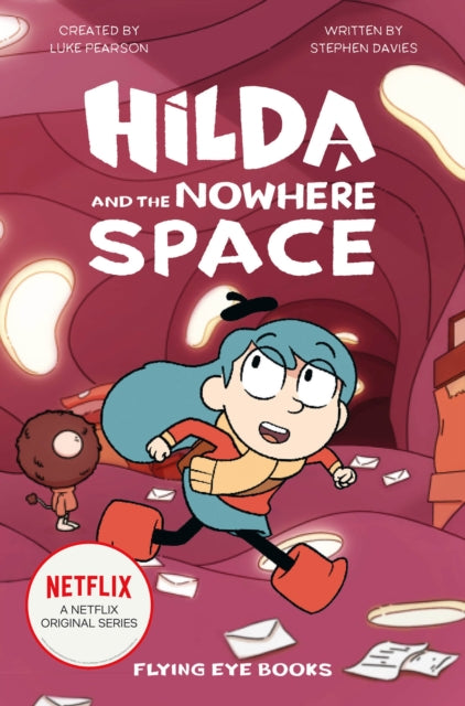Hilda and the Nowhere Space: 3