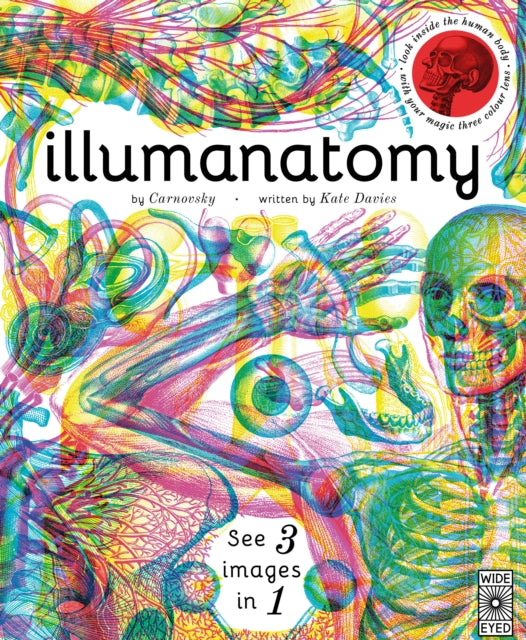 Illumanatomy : See inside the human body with your magic viewing lens