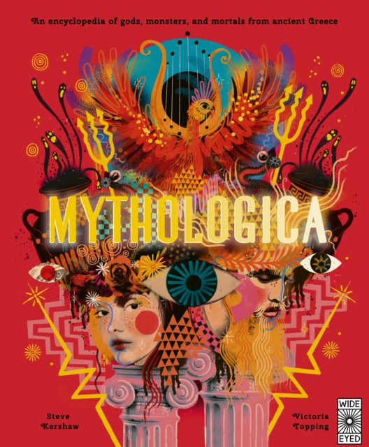 Mythologica : An encyclopedia of gods, monsters and mortals from ancient Greek