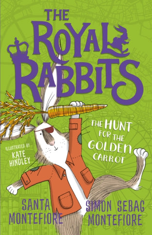 The Royal Rabbits: The Hunt for the Golden Carrot : 4