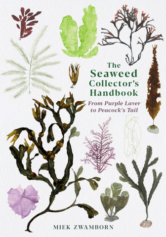 The Seaweed Collector's Handbook: From Purple Laver to Peacock's Tail