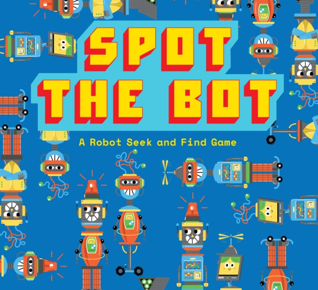 Spot the Bot : A Robot Seek and Find Game