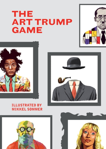 The Art Game : Artists' Trump Cards