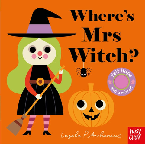 Where's Mrs Witch?