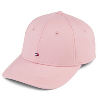 TH  Embroidered Logo Hat, Pink