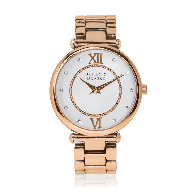 Timeless Ladies Watch Rose Gold