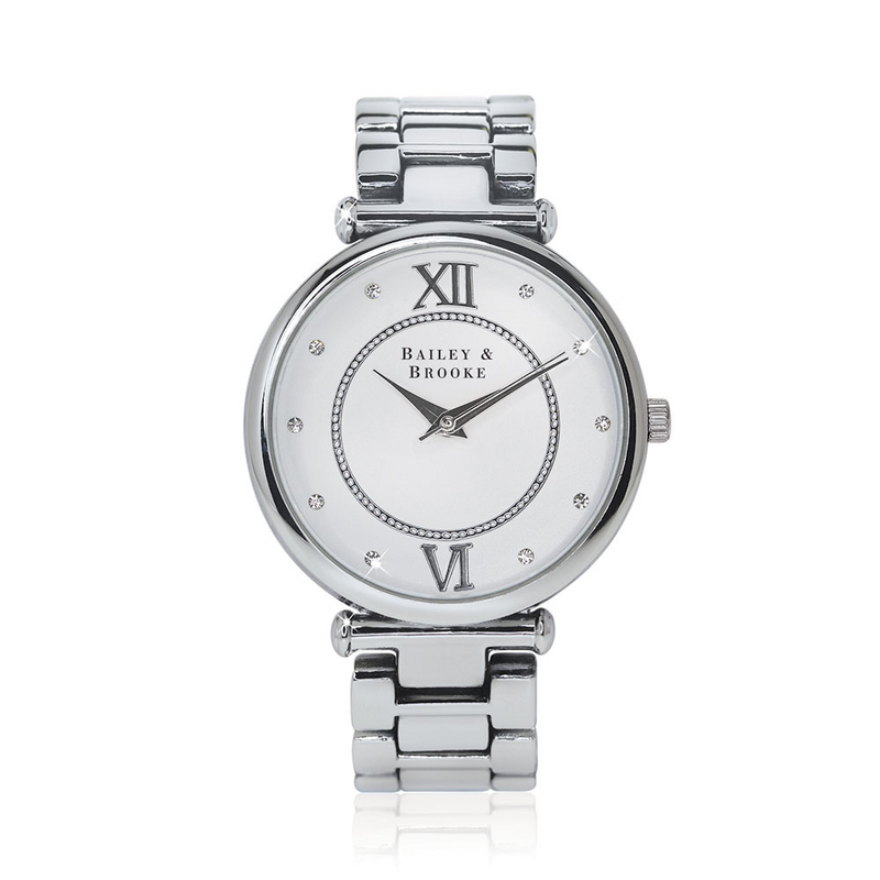 Timeless Ladies Watch Silver