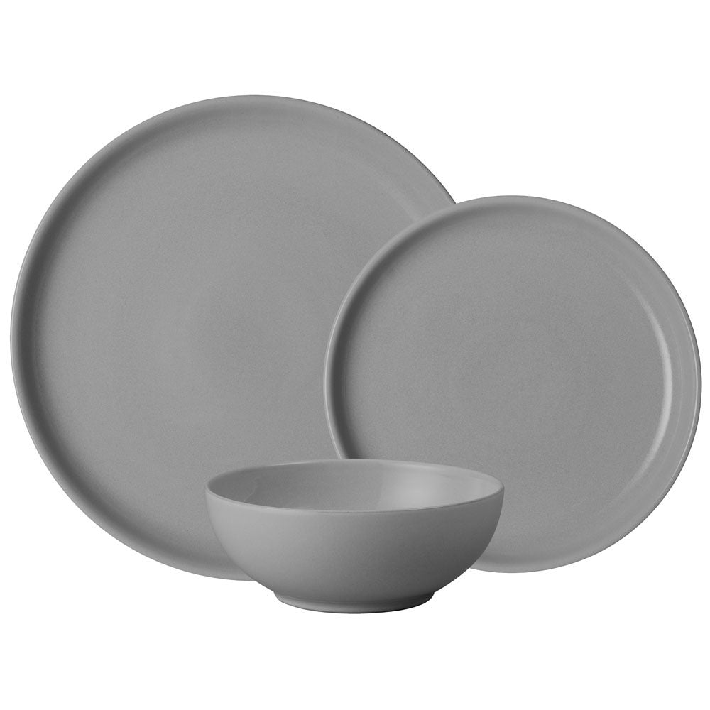 SOFT GREY, DENBY INTRO SET, 12PIECE