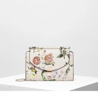 Penelope Florence Print Clutch