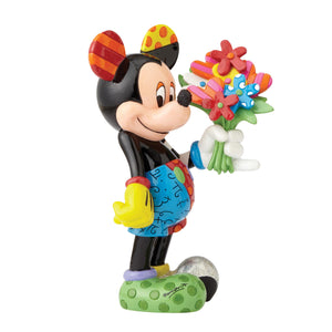 4058180 Mickey Mouse with flowers