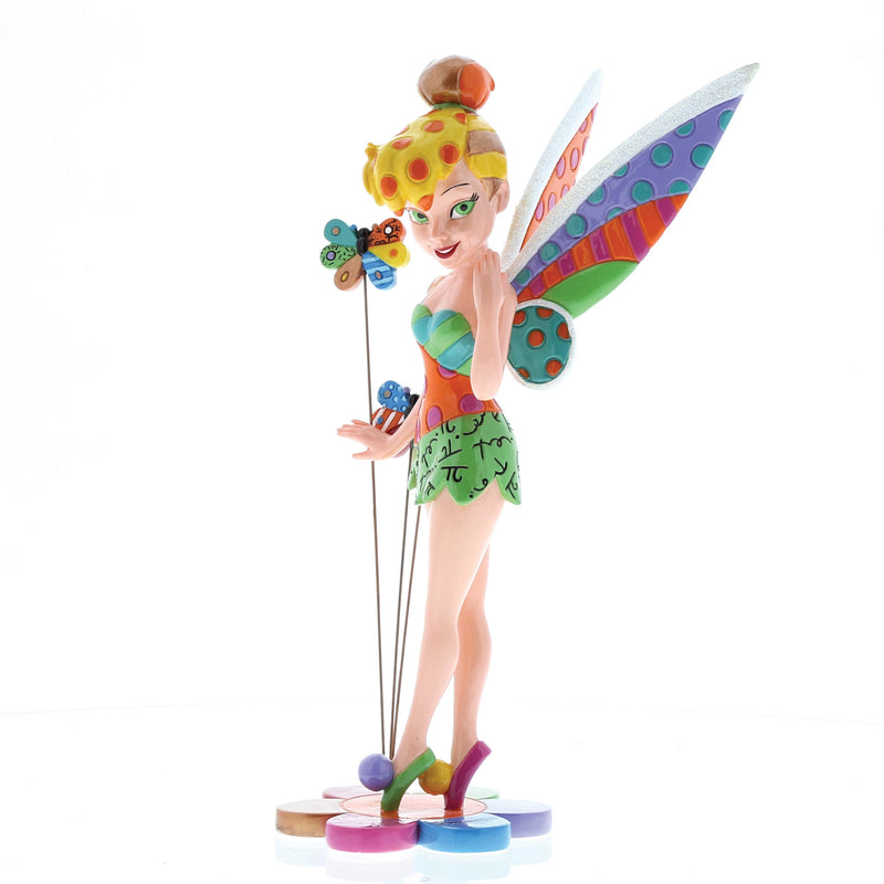 4058182 tinker bell with flowers