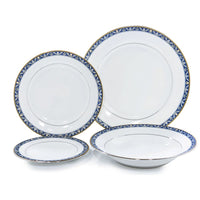 Pearl Majesty 47 Piece Dinner Set