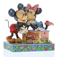 Kissing Booth Mickey & Minnie Mouse