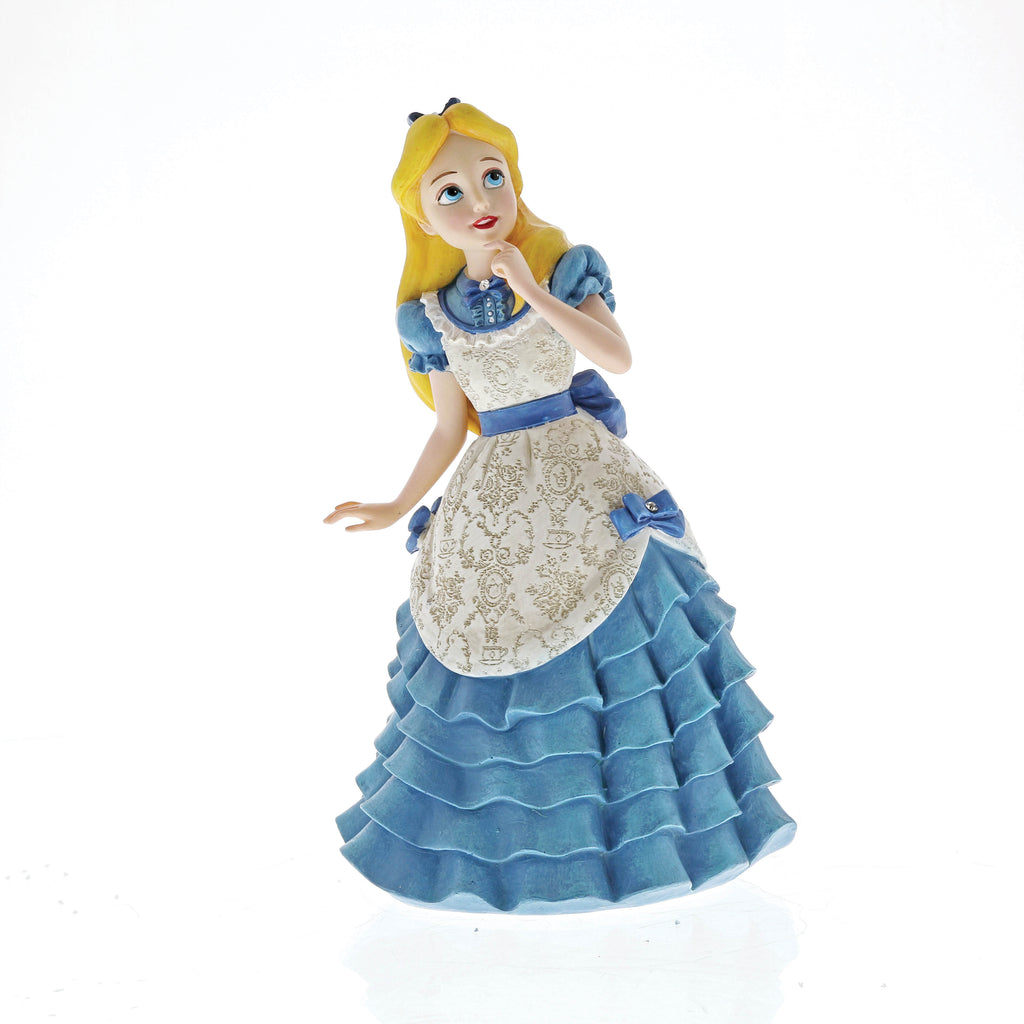 alice in wonderland figurine, disney, 6001660