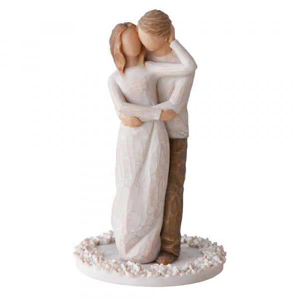 Willow Tree Together Cake Topper