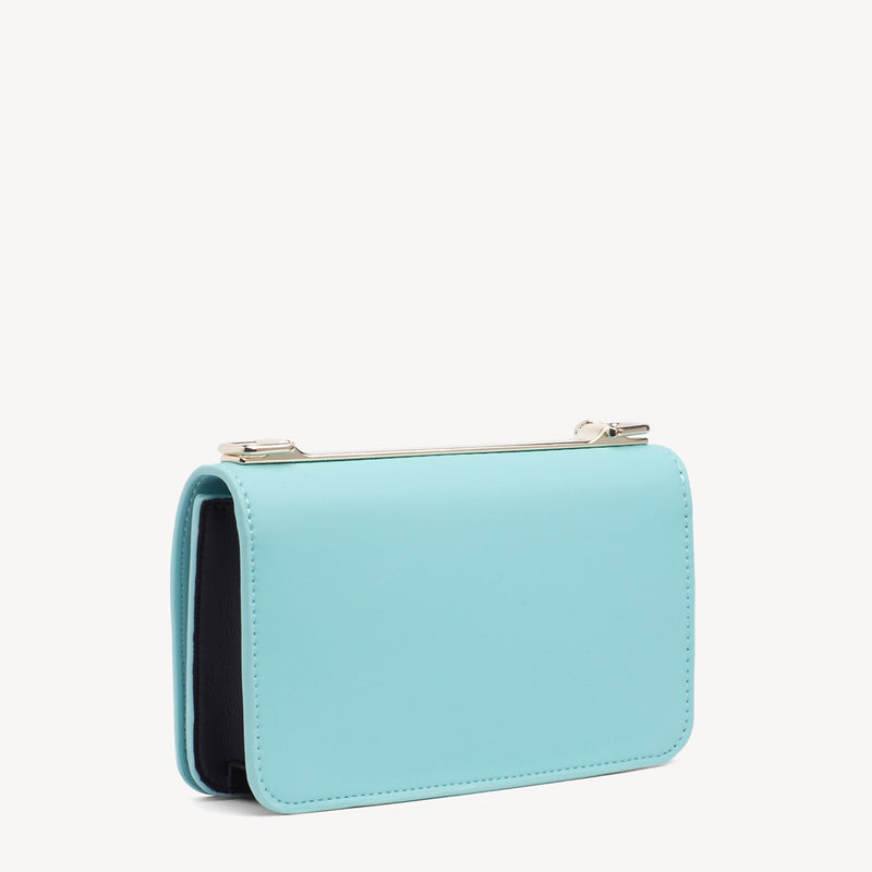 Tommy Statement Crossbody Aqua Haze