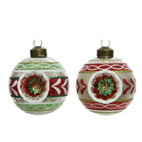 Assorted Christmas Bauble (Set of 3)
