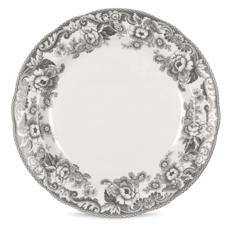 Spode Delamere Rural 10.5inch plate- Set of 4