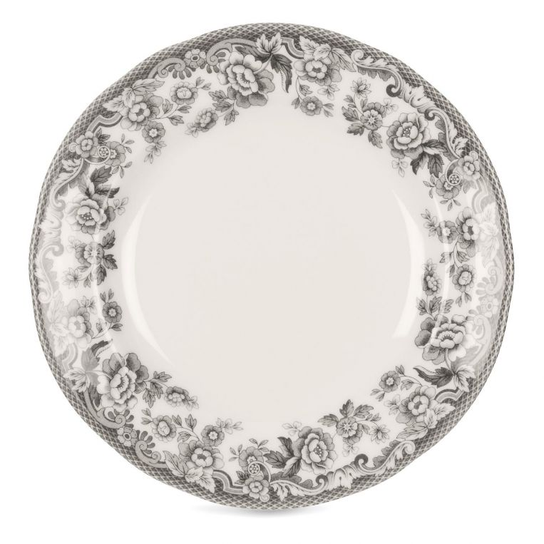 Spode Delamere Rural 8 inch plate- Set of 4