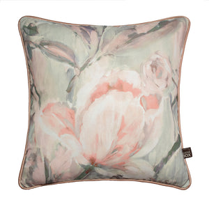 Edie 45x45cm Cushion Blush/Sage