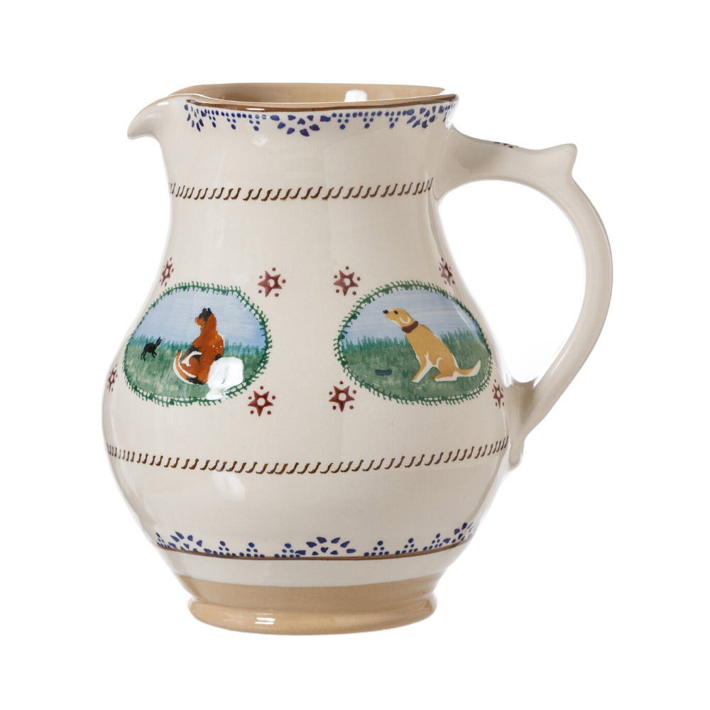 Large Jug Assorted Landscape