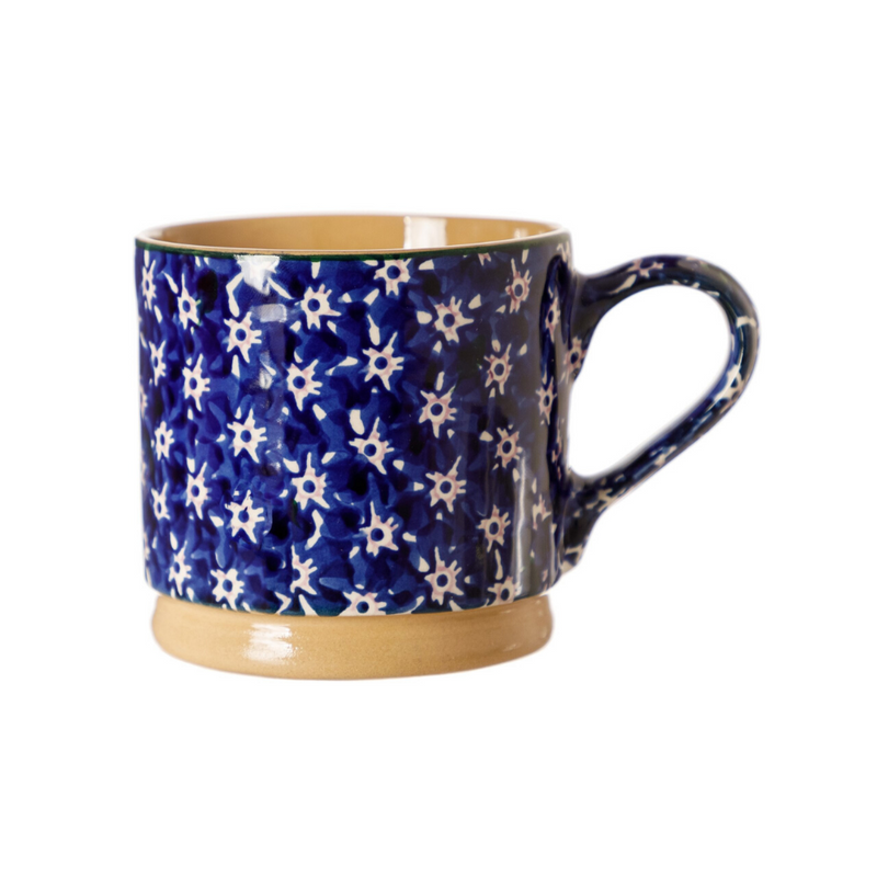 Large Mug Dark Blue Law