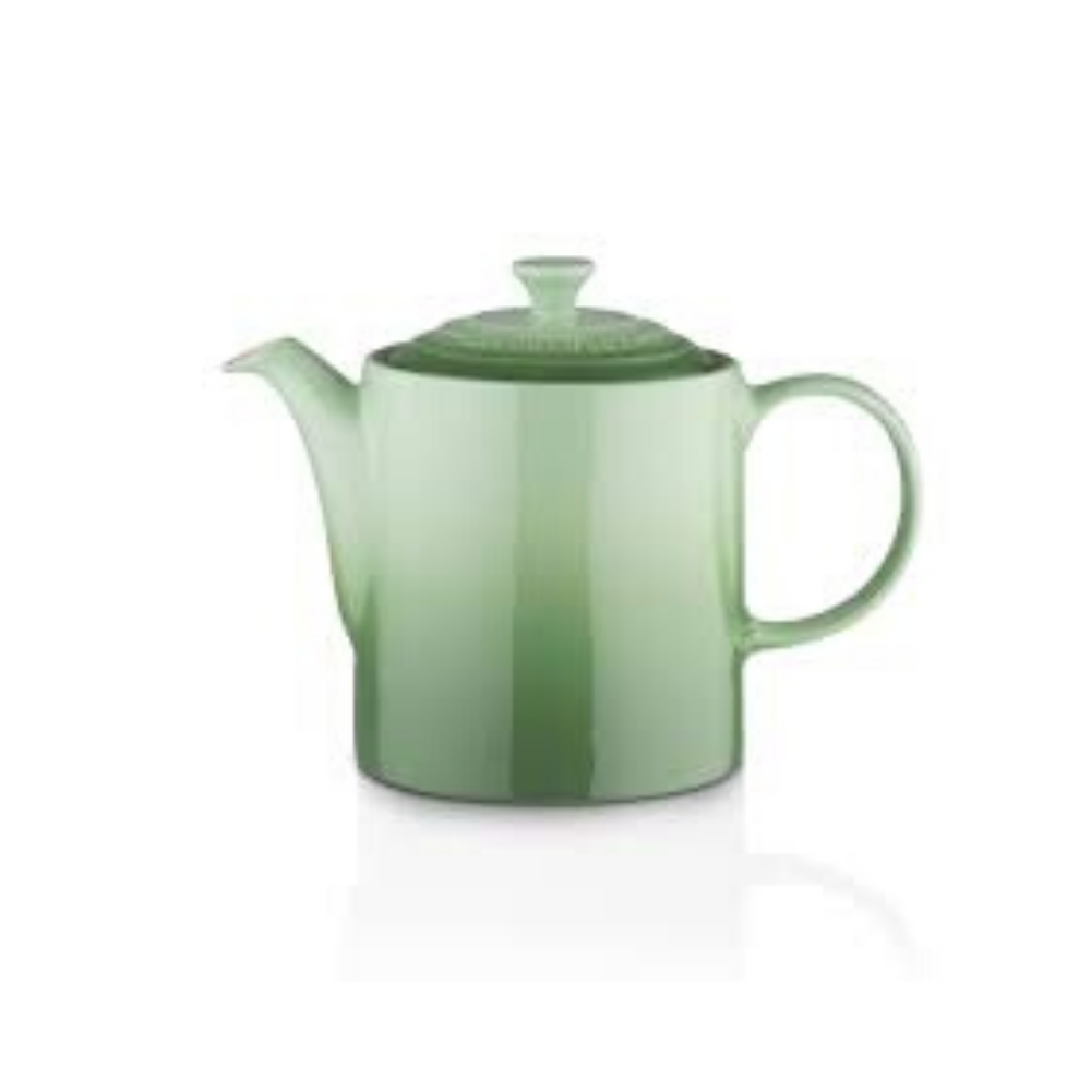 Stoneware Grand Teapot, Rosemary