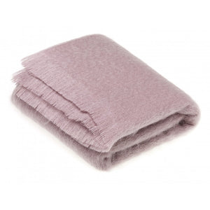 bronte by moon dusky pink throw