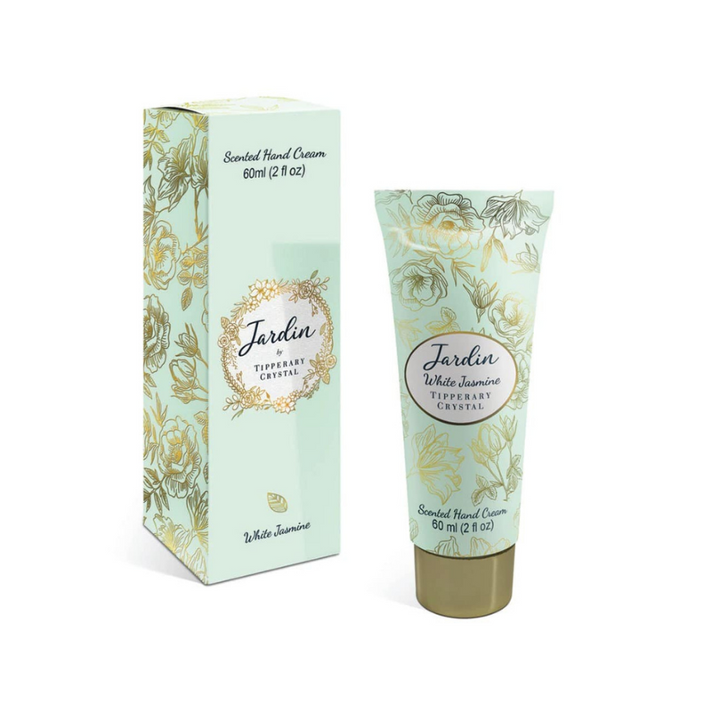 Jardin 60Ml Handcream - White Jasmine
