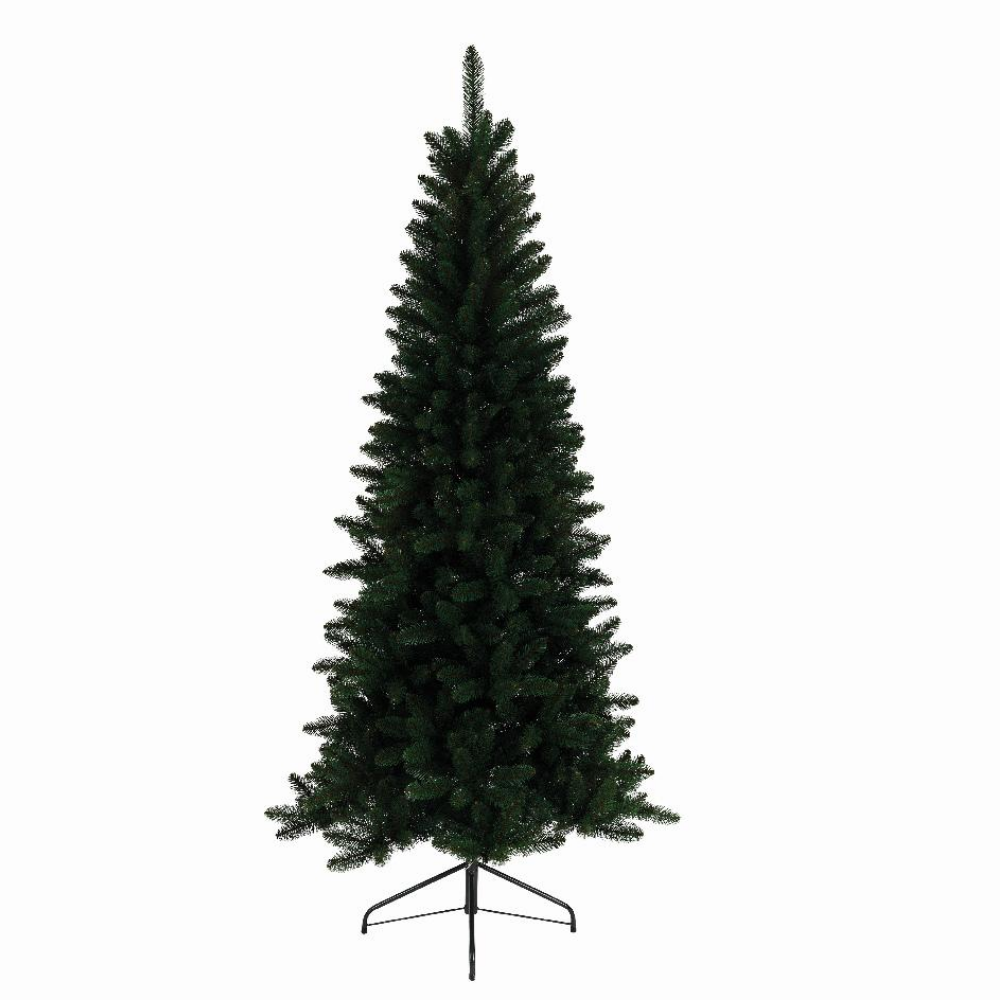 Slim Pine Christmas Tree