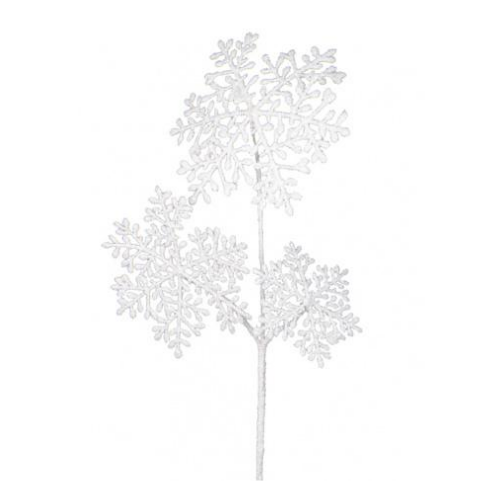 Snow Flake Spray 45cm