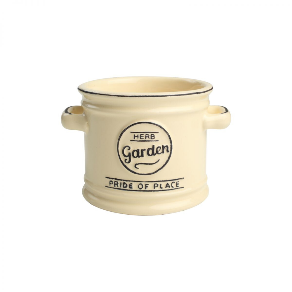 Pride Of Place Plant Pot - Cream