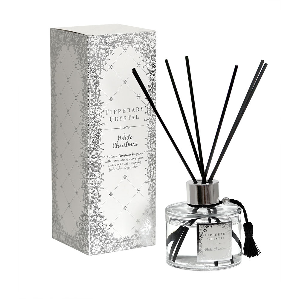 Tipperary White Christmas Diffuser Set