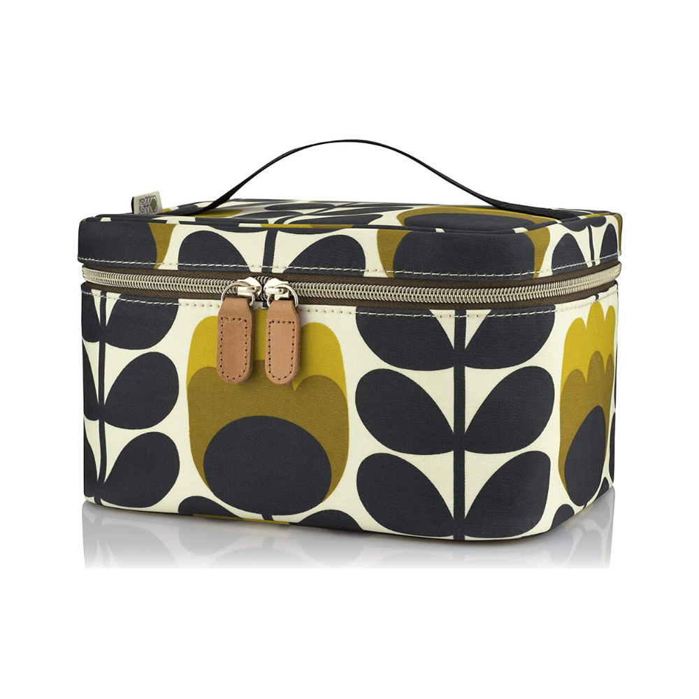 Orla Kiely Tulip Train Case
