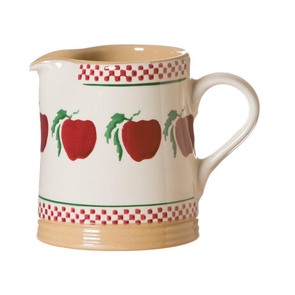 Small Cylinder Jug Apple