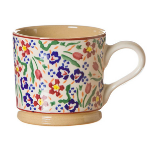 Large Mug Wild Flower Meadow